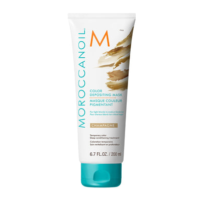 Mascara con color Champagne 200 ml - Moroccanoil - LLONGUERAS Chile