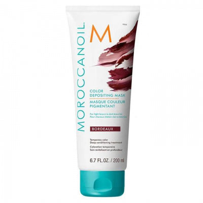 Mascara con Color Bordeaux 200 ml - Moroccanoil - LLONGUERAS Chile