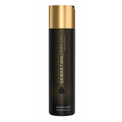 SHAMPOO DARK OIL 250 ML - Sebastian - LLONGUERAS Chile