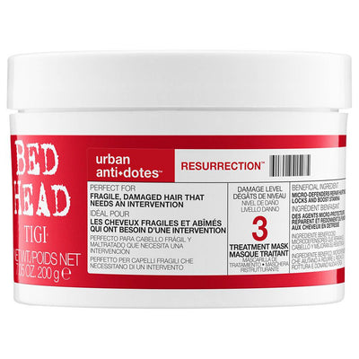 Máscara Resurrection 200g - Tigi Bed Head - LLONGUERAS Chile