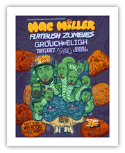 Load image into Gallery viewer, Mac Miller Halloween On The Rocks 2015