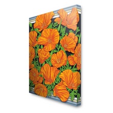 Load image into Gallery viewer, Poppies Canvas