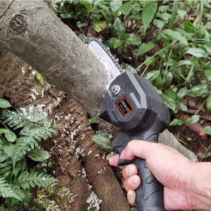 Electric Pruning Saw - 24V Rechargeable Lithium Battery