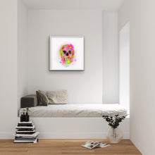 Load image into Gallery viewer, Fluro Skull
