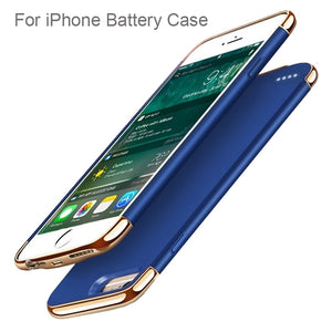 Charging Case For iphone 6 7 8 plus