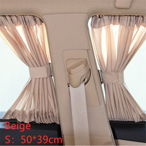 Universal Sunshade Car Curtain