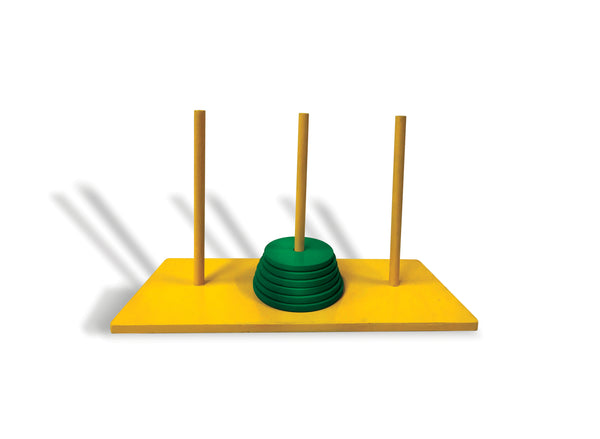 Tower of Hanoi- Puzzle
