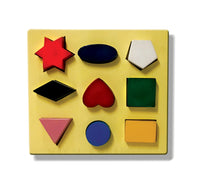 Form Board - Learn shapes and stacking