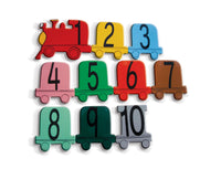 Number Train - Number Sequencing - English
