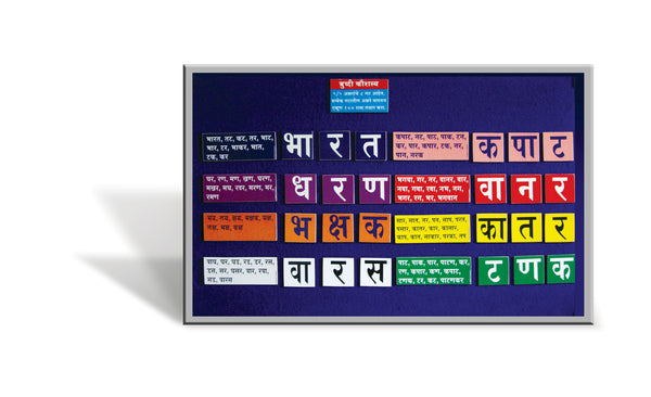 Buddhi Kaushalya - 90+ Words Vocabulary Builder - Marathi Variant