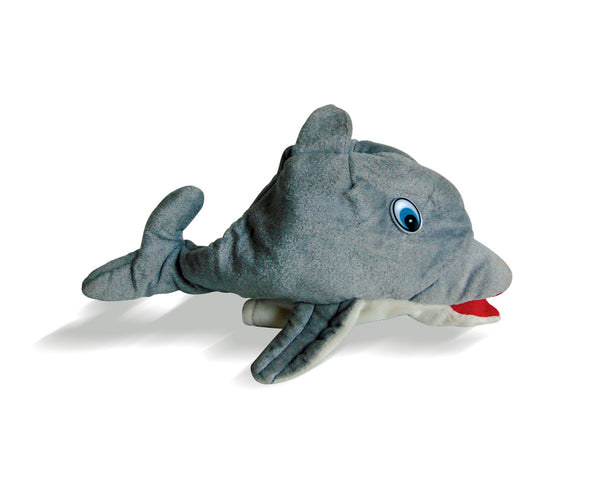 Dolphin - Hand puppet