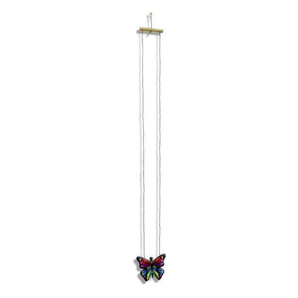 Ascending Butterfly Toy on Two strings