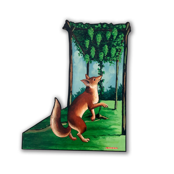 Fox and Grapes - Story Cut-outs