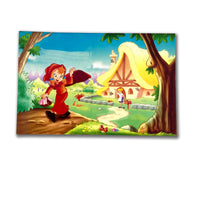 Red Riding Hood - Story Cut-outs