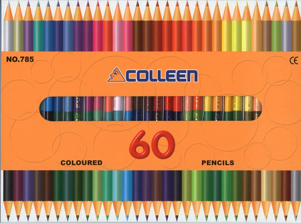 Colleen 785, 30 Pencils, 60 Colors