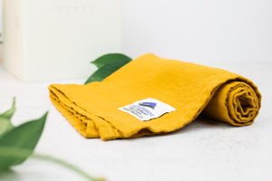 Citrine Yoga Towel