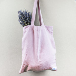 Pink Orchid Shopping Bag