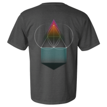 Load image into Gallery viewer, DRINK THE SEA ABSTRACT T-SHIRT