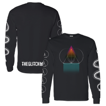 Load image into Gallery viewer, DRINK THE SEA ABSTRACT LONGSLEEVE