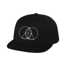 Load image into Gallery viewer, SACRED SYMBOLS SNAPBACK HAT