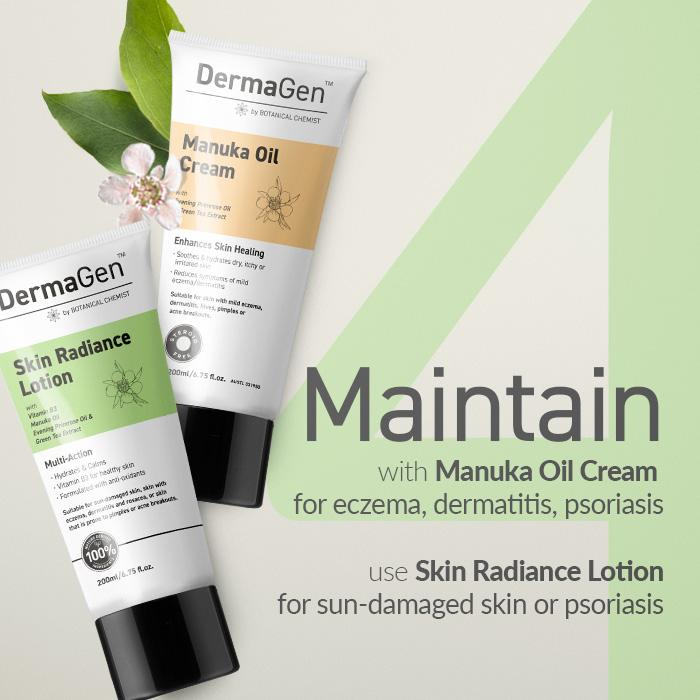 repair sun damaged skin
