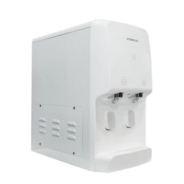 Hydroflux H1675S Water Dispenser Side View