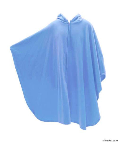 Mens Wheelchair Cape & Womens Adaptive Wheelchair Cape Clothing - Wheelchair Poncho Fleece Capes - gloriiiluxe-adaptive