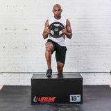 "Lifeline Foam Plyo Box - 6""_4"