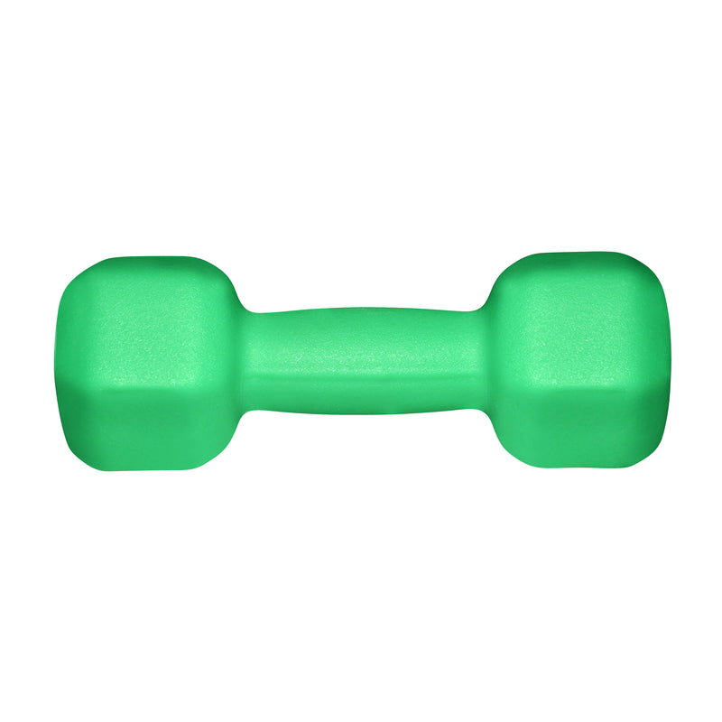 Lifeline Hex Neoprene Dumbbell - 8lb_4