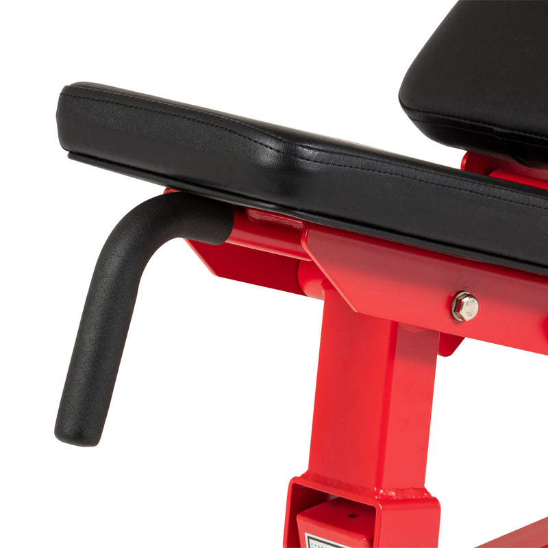 Lifeline Utility Weight Bench_13