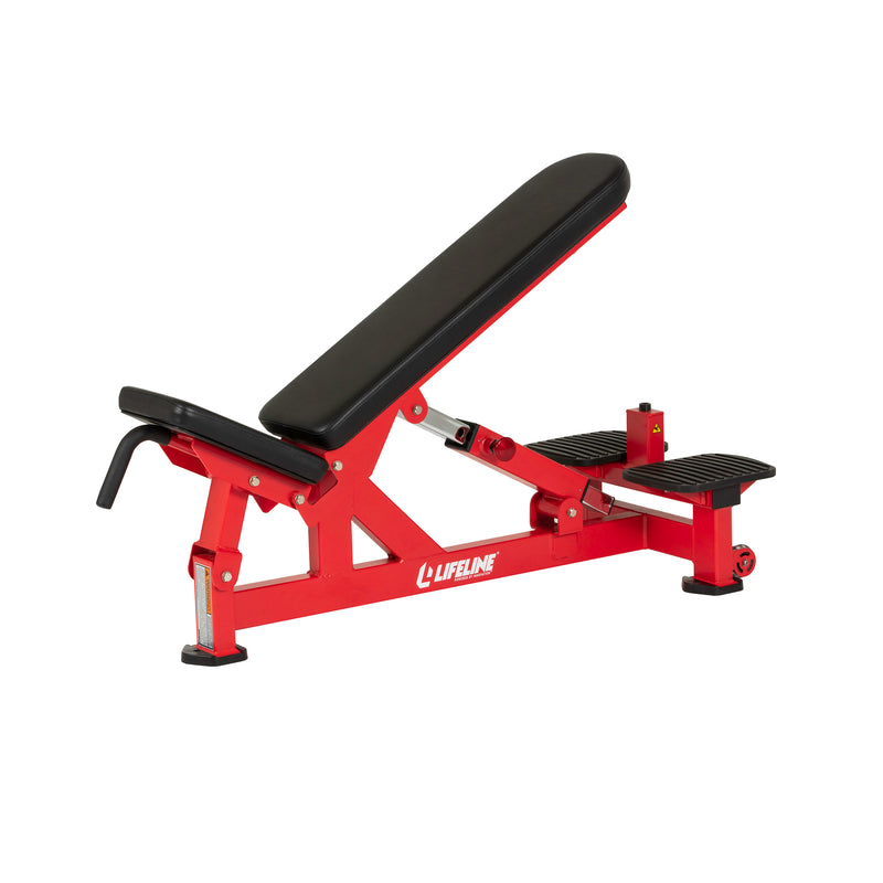 Lifeline Utility Weight Bench_9