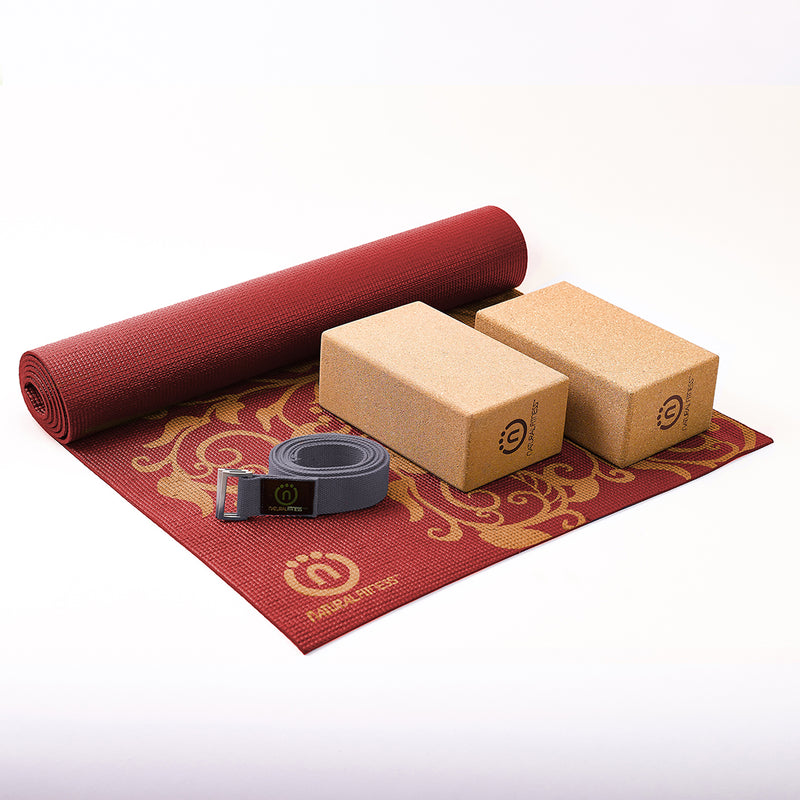 Natural Fitness Beginner Yoga Kit_1