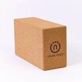 Natural Fitness Cork Yoga Block_7