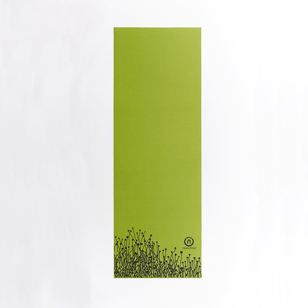 Natural Fitness Eco-Smart Yoga Mat - Moss/Night_6