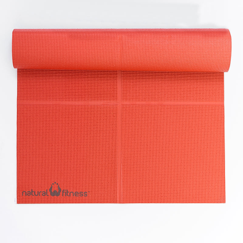 Natural Fitness ROAM Folding Yoga Mat_7