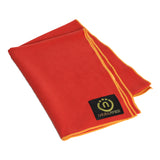 Natural Fitness Yoga Mat Towel- Red Rock/Sun_1