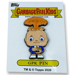 Adam Bomb GPK Topps Officially Licensed Limited Edition Garbage Pail Kids Pin - increment 1