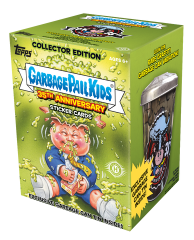 2020 Garbage Pail Kids Series 2: 35th Anniversary Collector Edition