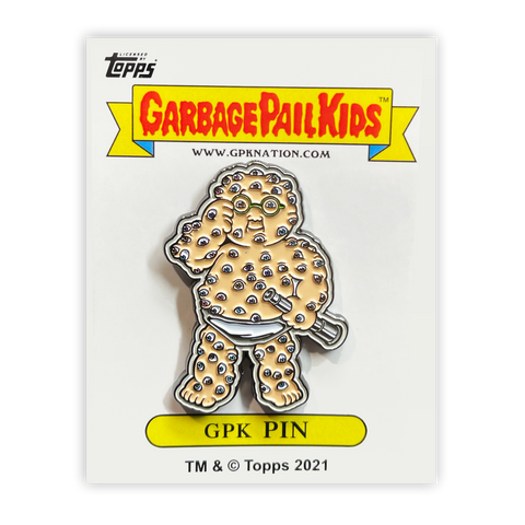 GPK-PP-001 Topps Officially Licensed GPK Peepin' Tom / Starin' Darren Garbage Pail Kids Limited Edition pins