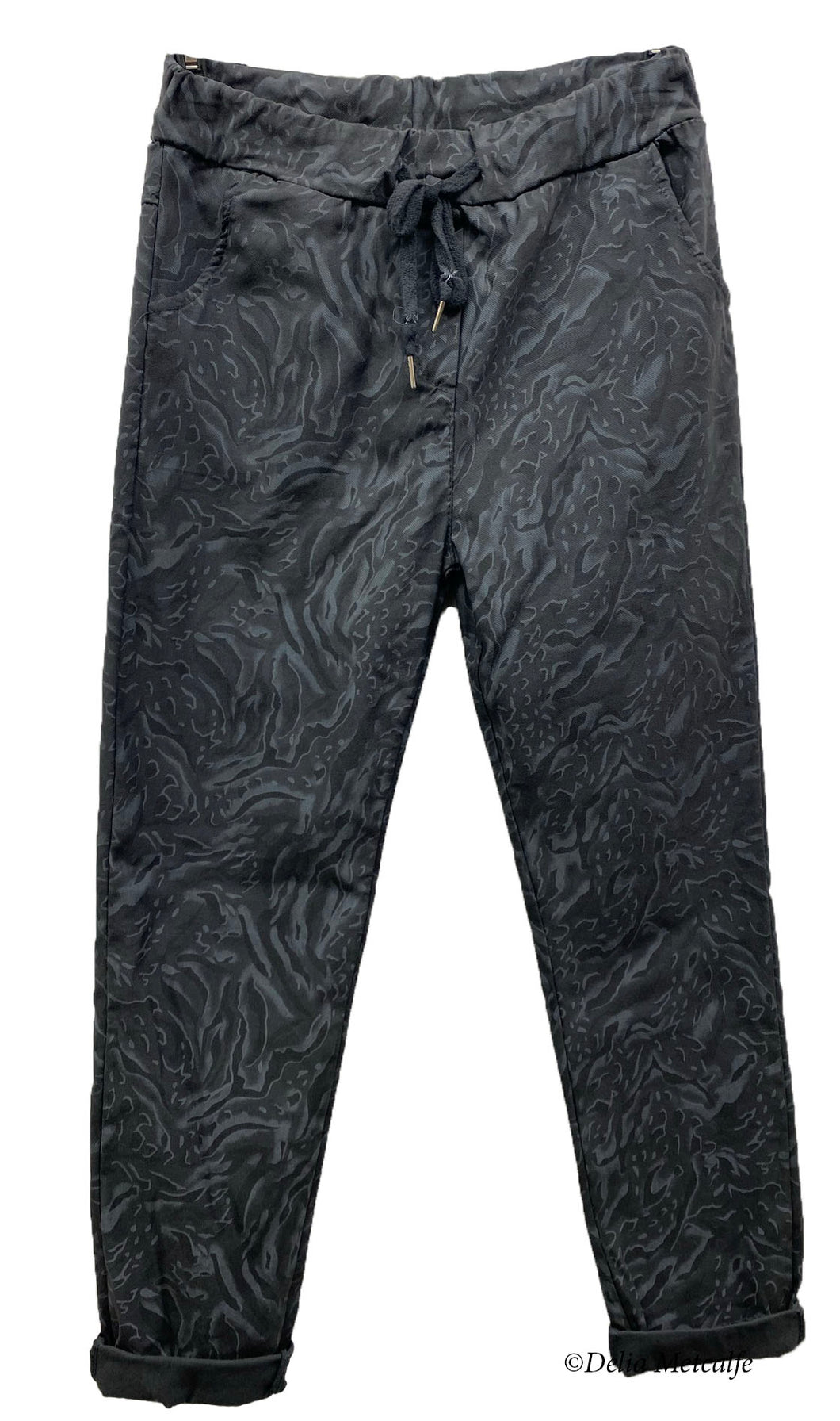 Marbled Magic Trousers