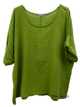 Load image into Gallery viewer, 3/4 Sleeve Cotton Top