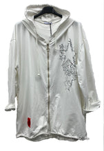 Load image into Gallery viewer, Sequin Star Zipped Jacket
