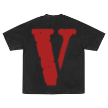Load image into Gallery viewer, YoungBoy NBA X VLONE Reaper's Child Tee in Black
