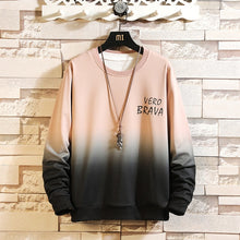 Load image into Gallery viewer, Autumn Spring 2020 Hoodies Sweatshirt Mens Black White Hip Hop Punk Pullover Streetwear Casual Fashion Clothes Plus OVERSize 5XL