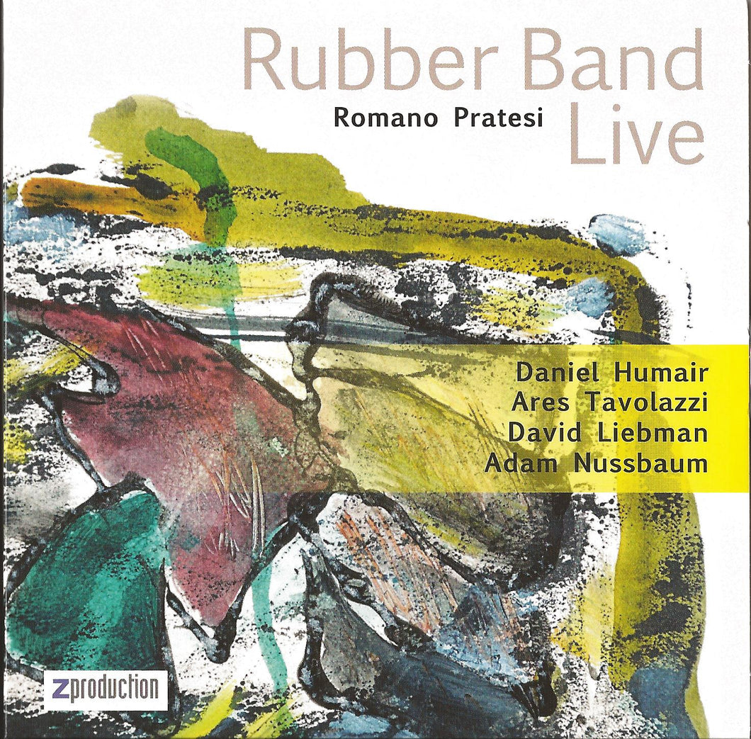 Rubber band feat Dave Liebman