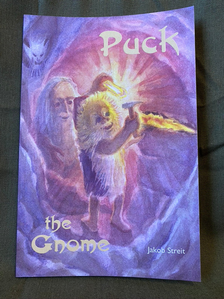 Books - Puck the Gnome