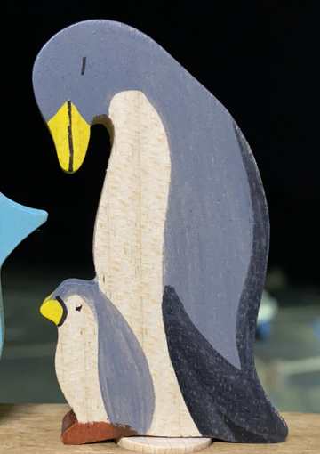 Grimm's  Decorative Figure Penguin