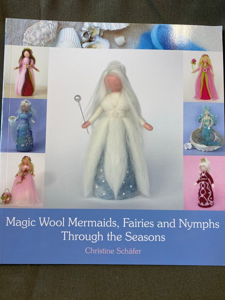 Magic Wool Mermaids, Fairies and Nymphs