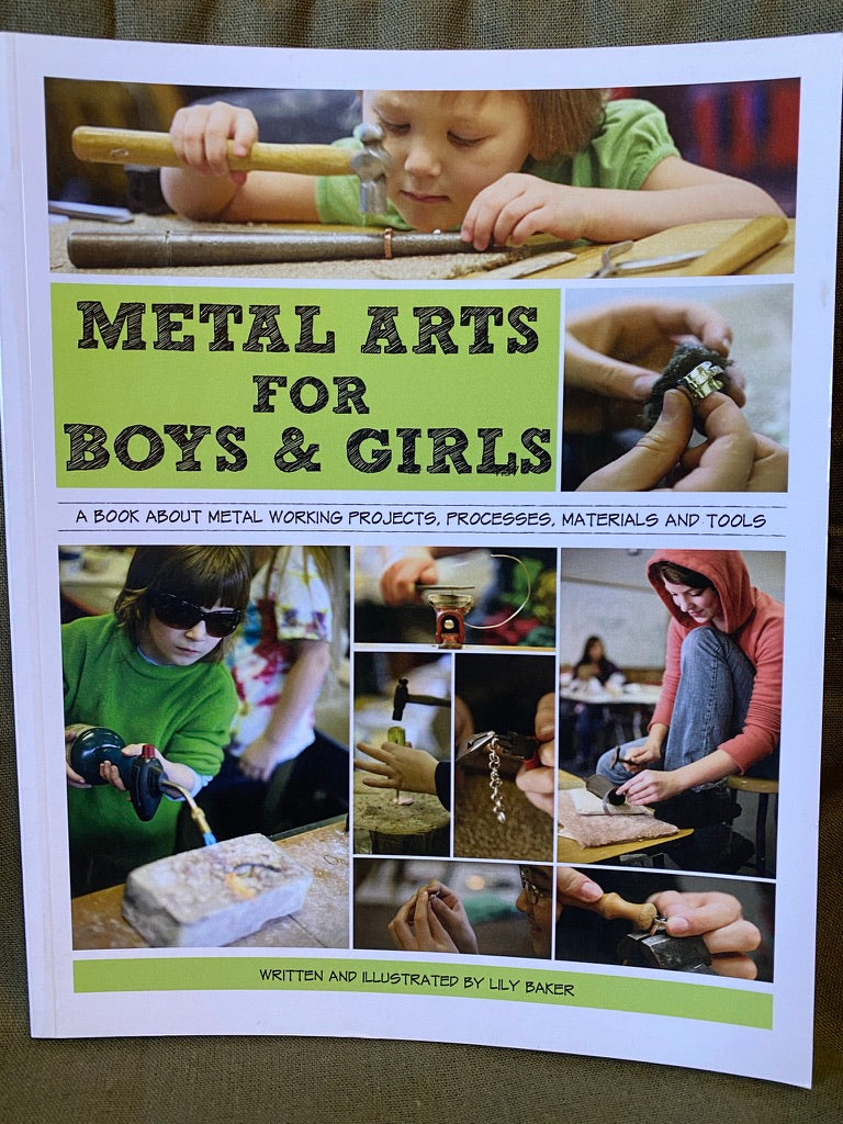 Books - Metal Arts for Boys & Girls