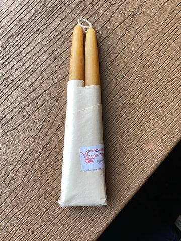 Beeswax Candle - Tapers